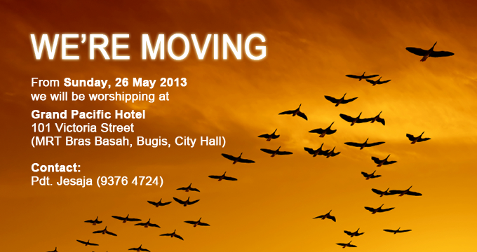 IEC Singapore New Location - 26 May 2013
